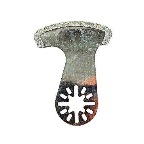 Lobinger® Rascador de diamante para herramienta multifunción Fein Multimaster Bosch Dremel