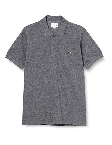 Lacoste L1264 T Shirt Polo, Eclipse Jaspe, XS Uomo