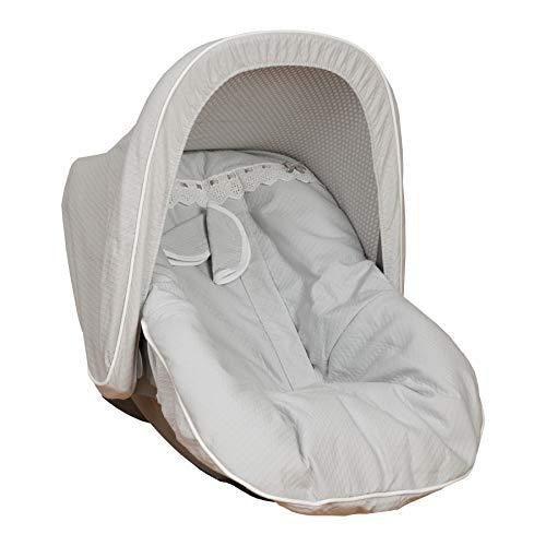 Babyline 7000613 - Colchoneta portabebés, unisex