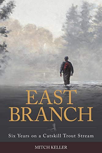 East Branch: Six Years on a Catskill Trout Stream (English Edition)