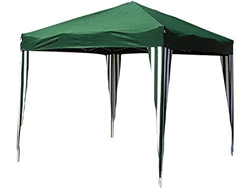 DIVERGARDEN Tonnelle Tente 3x3 Pliante