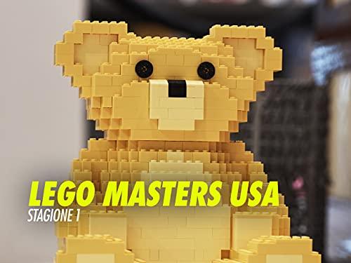 Lego Masters USA S1