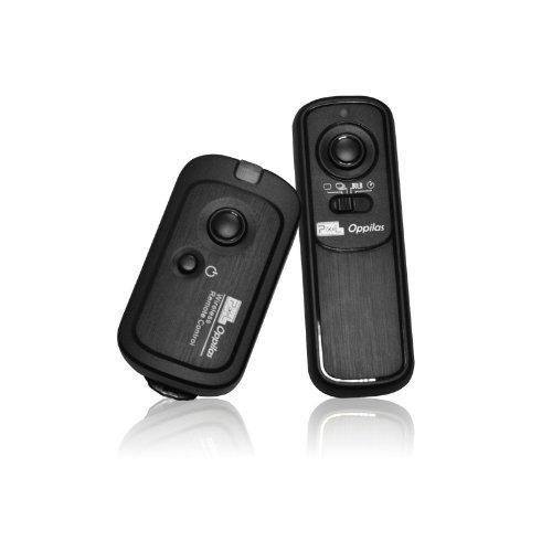 Pixel Pro RW-221/RS1 Kamera Funkfernauslöser für Panasonic DMC G3 FZ50 50K 50S 30 30K 30S 20 20K 20S LC-1 L1 Leica Digilux 2 3