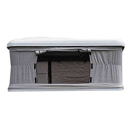 Yx-outdoor ABS hartes Dachzelt, vollautomatisches bewegliches Dachzelt - Winddicht und wasserdicht geeignet für Camping