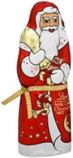 Milk Chocolate Santa 4.4 oz Hollow Figure