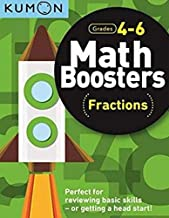 Math Boosters: Fractions (Grades 4-6)