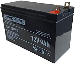 UPSBatteryCenter SLA Compatible Battery for Generac 0G9449 12V 9Ah NB
