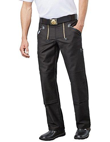 Pionier 373-48 Zunfthose Herforder Zunft Stretch, Schwarz, Größe 48
