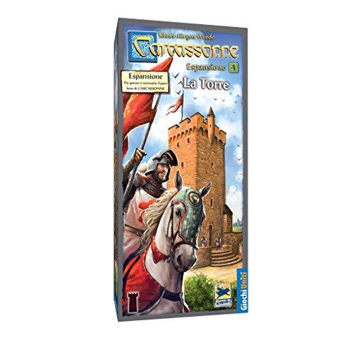 Giochi Uniti, Carcassonne, Spiel