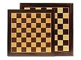 Cayro - Tablero de Ajedrez Marquetería - Juego de Tradicional - Juego de Mesa - Desarrollo de Habilidades cognitivas - Juego de Mesa (612)