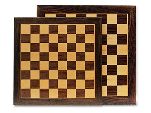 Cayro - Tablero de Ajedrez Marquetería - Juego de Tradicional - Juego de Mesa - Desarrollo de Habilidades cognitivas - Juego de Mesa (613)