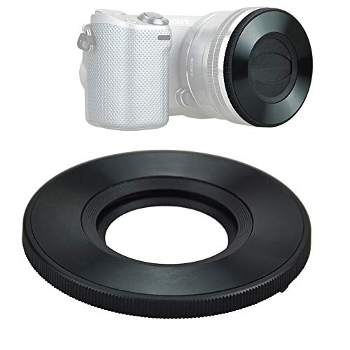 JJC Z-S16-50 Auto Lens Cap for SONY PZ 16-50mm F3.5-5.6 OSS E-mount Lens, Sony 16-50mm lens Cap Hood Cap