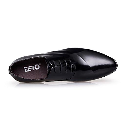 Formal Modern Oxford Dress Shoes Black
