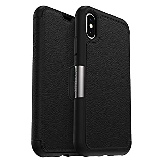 OtterBox STRADA SERIES Case for iPhone Xs & iPhone X - Retail Packaging - SHADOW (BLACK/PEWTER) (B00Z7TJDZW) | Amazon price tracker / tracking, Amazon price history charts, Amazon price watches, Amazon price drop alerts