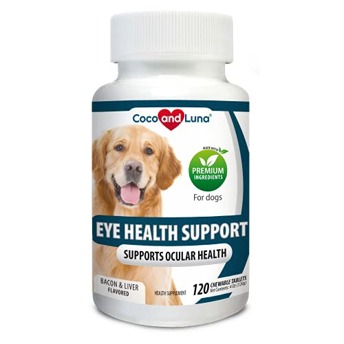 Top 10 best selling list for supplements for dog dry eye