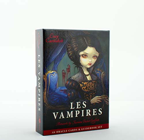 Les Vampires Oracle: Ancient Wisdom and Healing Messages from the Children of the Night