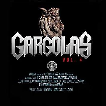 Alex Gárgolas Presenta: Las Gárgolas,Vol.4