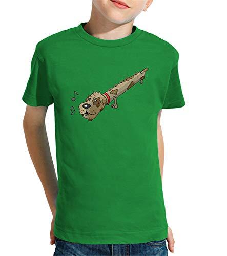latostadora - Camiseta Perroflauta para Nino y Nina