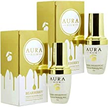 Aura Rich Bearberry White Booster Face Reduce wrinkle Bright Anti-aging serum 15ml