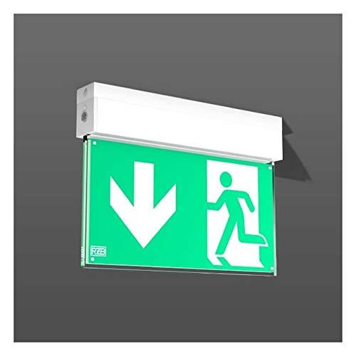 RZB Zimmermann LED-Notleuchte 672218.002.1 GSUN-S Sicherheitsleuchte 4051859397205
