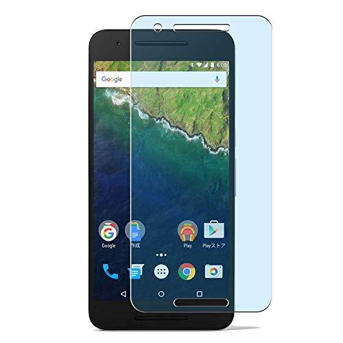 Vaxson 4 Stück Anti Blaulicht Schutzfolie, kompatibel mit Google Nexus 6P HUAWEI, Bildschirmschutzfolie TPU Folie Displayschutz [nicht Panzerglas Hülle Hülle ]