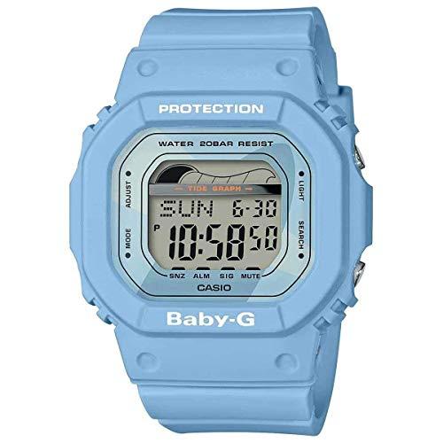 Casio G-Shock BLX560 Watch, Light Blue, One Size
