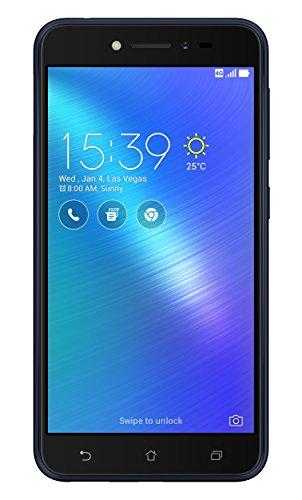 Asus ZenFone Live Dual-SIM Smartphone (12,7 cm (5,0 Zoll) HD Touch-Bildschirm, 16 GB Speicher, Android 6.0) schwarz