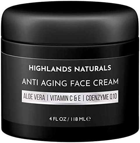 Anti Aging Face Cream for Men Anti Wrinkle Face Moisturizer and Facial Lotion Advanced Skin product image