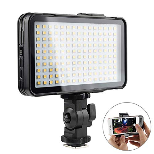 Godox LEDM150 Video Light Built-in Lithium Battery for Mobile Phones Smart Phones and Digital Cameras