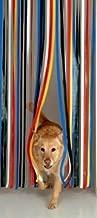 Holland Plastics Original Brand Slat Type Door Curtain Bug Fly Strip Blind 'Traditional Multi'