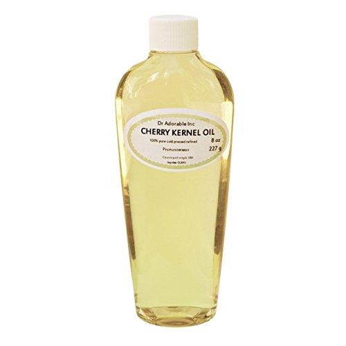 8 Oz Organic Cherry Kernel Oil