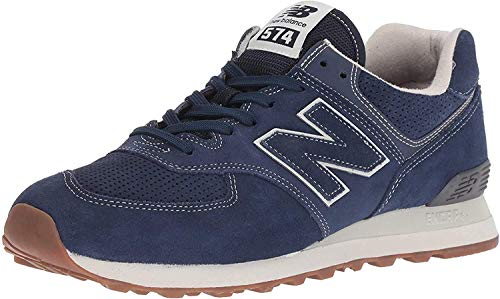 New Balance Mens ML574 Blau Sneaker Low 38 1/2