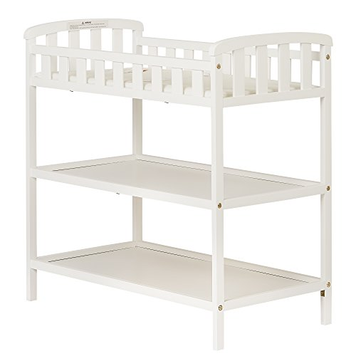 Dream On Me Emily Changing Table in White