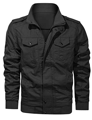 Men's Military-style Jackets