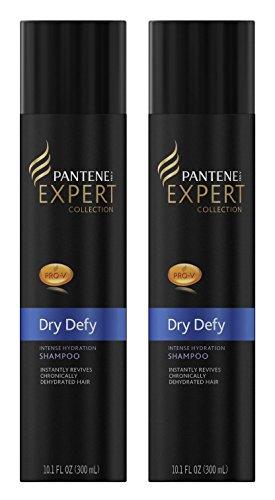 Pantene Pro-V Expert Collection - Dry Defy - Intense Hydration Shampoo - Net Wt. 10.1 FL OZ (300 mL) Per Bottle - by Pantene