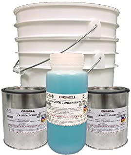 Caswell Black Oxide Kit - 1.25 Gal