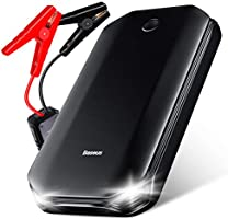 Save on Portable Car Battery Charger Jump Starter