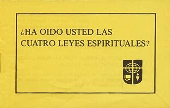 Sp Four Spiritual Laws (Spanish Edition)