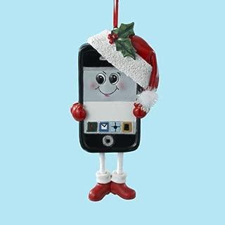 Smiling Smartphone Ornament by Kurt Adler