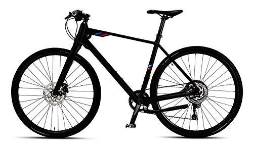 BMW M Bike Matt Black Aluminium (S)