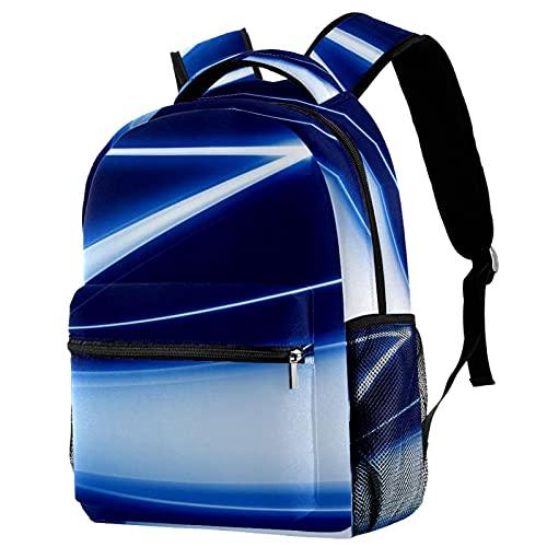 delayer Mochila de viaje backpack Azul marino Mochila de deportes de ocio Mochila para niños y niñas al aire libre