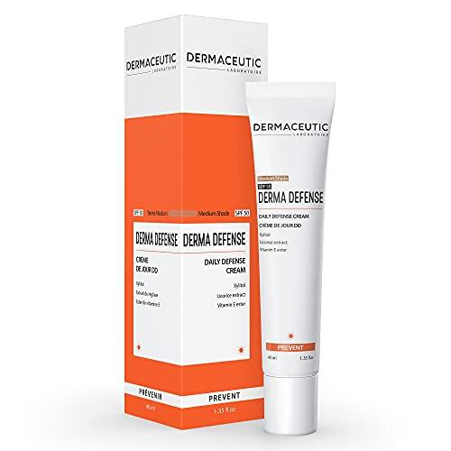 Derma Defense Teinte Medium de Dermaceutic -...