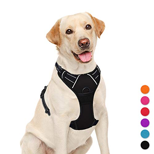 Barkbay Front Clip Large Step No Pull Dog Harness
