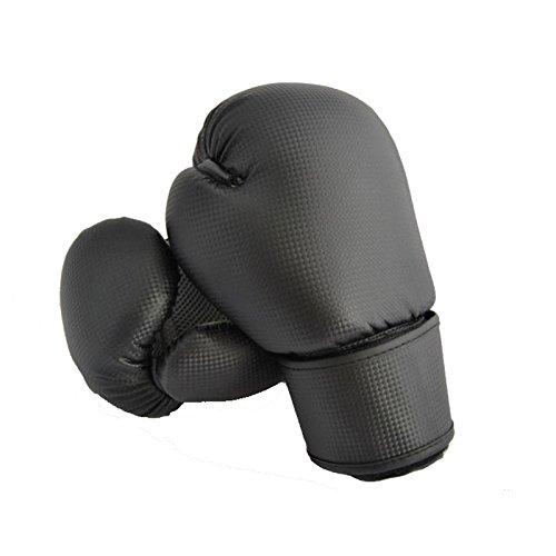 Phoenix Carbon Optic Schwarz Grau Mesh Boxhandschuhe