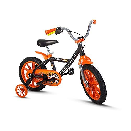 Bicicleta Infantil Aro 14 First Pro Masculina 02, Nathor, 100160160003