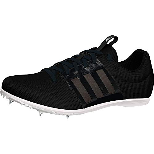 Adidas Marathon Tech, Zapatillas de Deporte para Niñas, Negro (Negbás/Negbás/Ftwbla 000), 36 2/3 EU