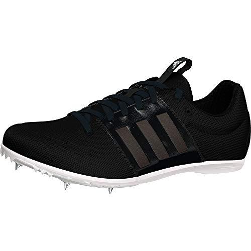 adidas Mädchen Marathon Tech Fitnessschuhe, Schwarz (Negbás/Negbás/Ftwbla 000), 34 EU