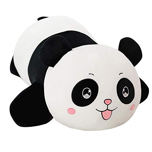 Pluche Schattige Panda Pop Knuffelen Beer Grote Pop Slapen Kussen-Panda Pillow_55cm