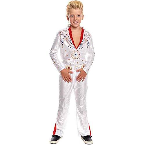 Disfraz Elvis Niño Cine y TV (Talla 10-12 años) (+ Tallas)