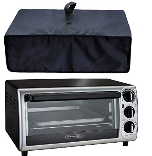 Heavy Duty Heat-Resistant Waterproof Dust-proof Cover for Hamilton Beach 31123D Easy Reach Toaster Oven/Countertop Toaster Oven 6-Slice & Auto Shutoff 31127 -  Orchidtent